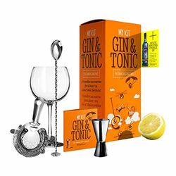 Il mio Kit Gin & Tonico-Set per la preparazione di Gin & Tonico Il Mio Kit Gin & Tonico