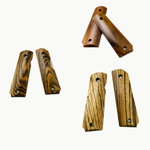 1911 Grips wood Handle Material  Non-slip DIY Slab Blank Scales For 1911 Models 60 pieces blank boards plywood sheets for crafts models