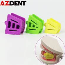 3 Pcs  Dental Mouth Opener Occlusal Pad Opening Device Support Flaring Tooth