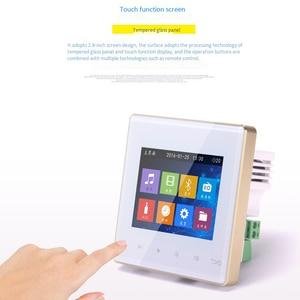 Image 5 - Bluetooth Smart Control Muziek Systeem Plafond Luidspreker Modules Home Audio Systeem Digitale Stereo Versterker In Muur Voor Hotel