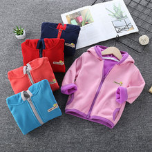 2-13Year Kids Coats Children Jackets Baby Boy Girl Happy Clothing Snowsuit Tops Outerwear