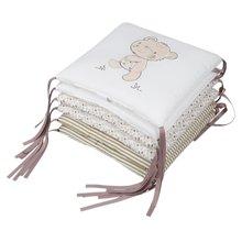 6 шт защита для детской кроватки бампер защитный из смеси хлопка