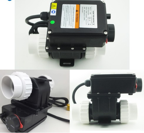 Bathtub Heater 1.5kw 2KW 3kw For Small Spa Bath Pool , Refer To Description And Choose Correct Model