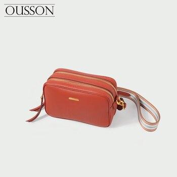 OUSSON 2019Designer BrandHighQualitymessenger Shoulder bag