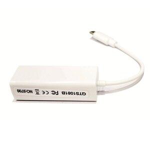 Image 2 - USB C / TYPE C إلى RJ45 إيثرنت لان محول كابل الإنترنت لان لماك بوك ويندوز 7/8/10 كمبيوتر محمول 10/100Mbps