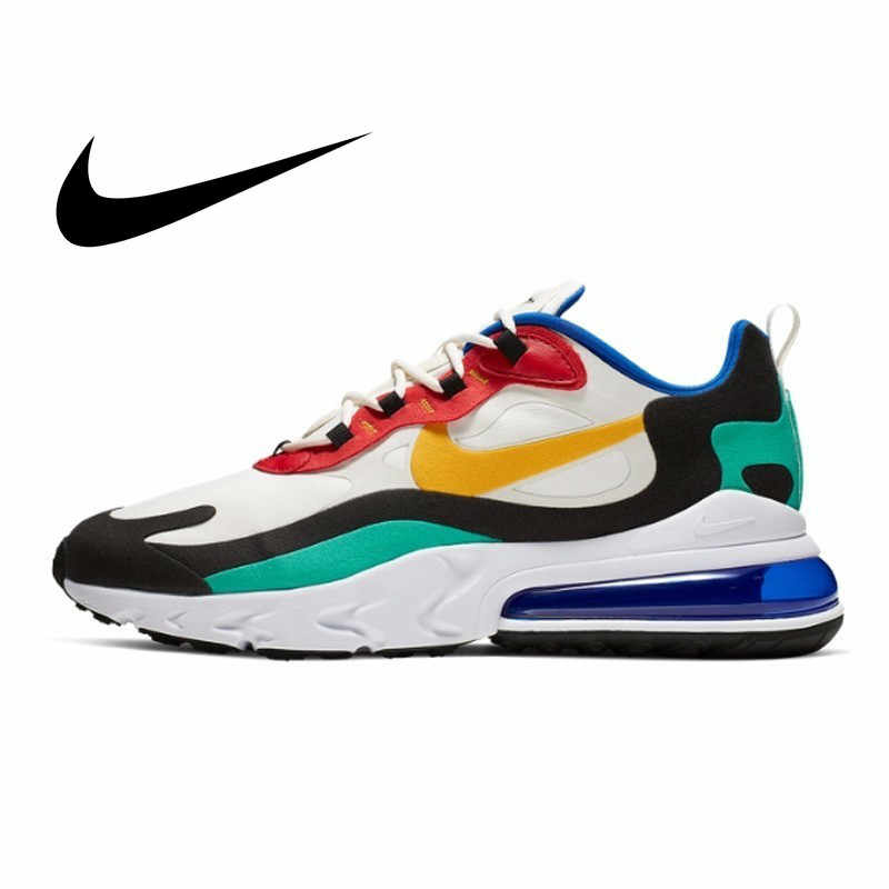 Nike Air Max 270 React nueva llegada hombres zapatillas de