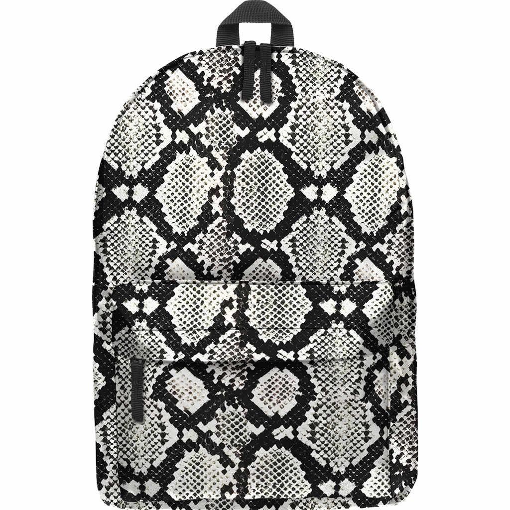 Mochilas Oxford a prueba de agua con estampado de serpiente Harajuk mochilas escolares para adolescentes mochilas para ordenador portátil nuevo