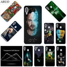 Breaking bad Phone Cases For Coque Samsung A41 A51 A71 A10 A20 A11 A21 A31 S A30 A40 A50 A60 A70 E A80 Silicone Soft Back Cover(China)
