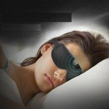 Anti Snoring Sleep Mask Prevents Snore Black Comfortable Sleeping Eye Mask Snoring Solution Sleep Apnea Snore Stopper Eye Mask remee lucid dreaming mask eye sleep mask with led