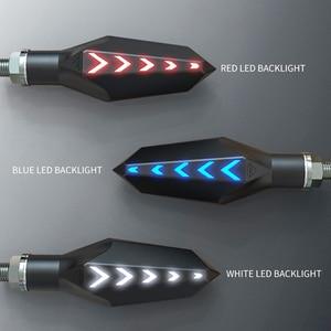 Image 3 - SPIRIT BEAST Tail Light Motorcycle Led Turn Signal Flasher for Honda Cb190r Cbr250 Yamaha Fz1 Fz6 Ybr 125 BMW Buell Suzuki KTM