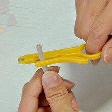 Мини карманный кабель для зачистки проводов резак щипцы детали инструментов портативный нож для зачистки проводов щипцы плоскогубцы обжимной инструмент