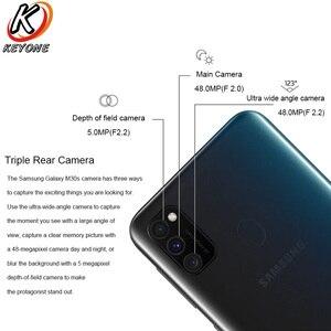 "Image 2 - Brand New Samsung Galaxy M30s Mobile Phone 6.4"" 6GB RAM 128GB ROM Octa Core Triple Rear Camera 48MP +8MP+5MP Dual SIM SmartPhone"