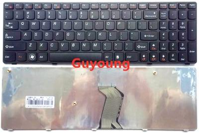 For LENOVO V570 V570C V575 Z570 Z575 B570 B570A B570E V580C B570G B575 B575A B575E B590 B590A US English Black Laptop Keyboard