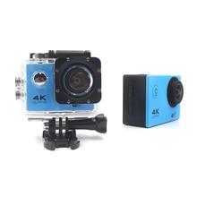 HD спортивная Экшн-камера 4K открытый Wifi 16MP водонепроницаемый видео рекордер Велоспорт серфинг Портативный DV