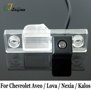Image 1 - For Chevrolet Aveo Lova Daewoo Nexia Kalos Gentra T200 T250 Car Reverse Camera / HD Night Vision Auto Rear View Backup Camera