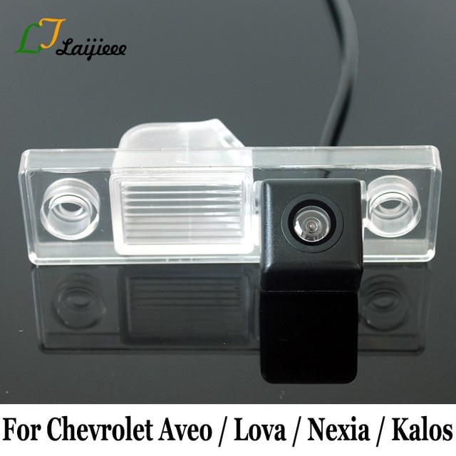 For Chevrolet Aveo Lova Daewoo Nexia Kalos Gentra T200 T250 Car Reverse Camera / HD Night Vision Auto Rear View Backup Camera