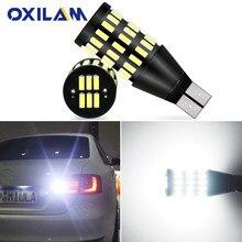 OXILAM 2x W16W T15 T16 LED No Errore Auto Luci di Retromarcia per Skoda Superb Octavia 2 A7 FL 2011 2012 2013 Fabia Karoq Scala Felicia