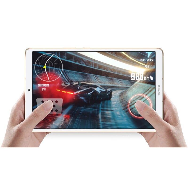 HUAWEI M6 4G Phablet планшетный ПК Android 9,0 Hisilicon Kirin 980 Восьмиядерный Mediapad 4 Гб 64 Гб 7500 мАч 2560x1600 отпечаток пальца 8,4'' - 6