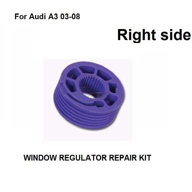 4x conjunto de reparación cerradura de delantero izquierdo /& derecho-para VW Polo 9n 4//5 puertas