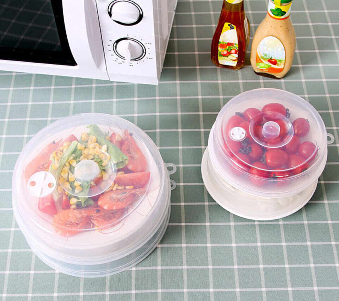 Réfrigérateur four à micro-ondes chauffage couvercle étanche à l'huile couvercle d'étanchéité 1pc offre spéciale haute température couverture alimentaire couvercle d'étanchéité 2020 nouveau