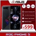 Глобальная прошивка Asus ROG Phone 5 5G игровой телефон 6,78