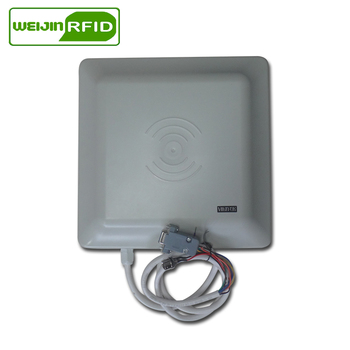 chafon uhf usb portable rfid reader writer support iso18000 6c protocol tag to read and write for anti counterfeit management rfid reader uhf fixed integrated tag encoder impinj chip writer copier 868m 915mhz free sdk EPC ISO18000 6C induction scanner