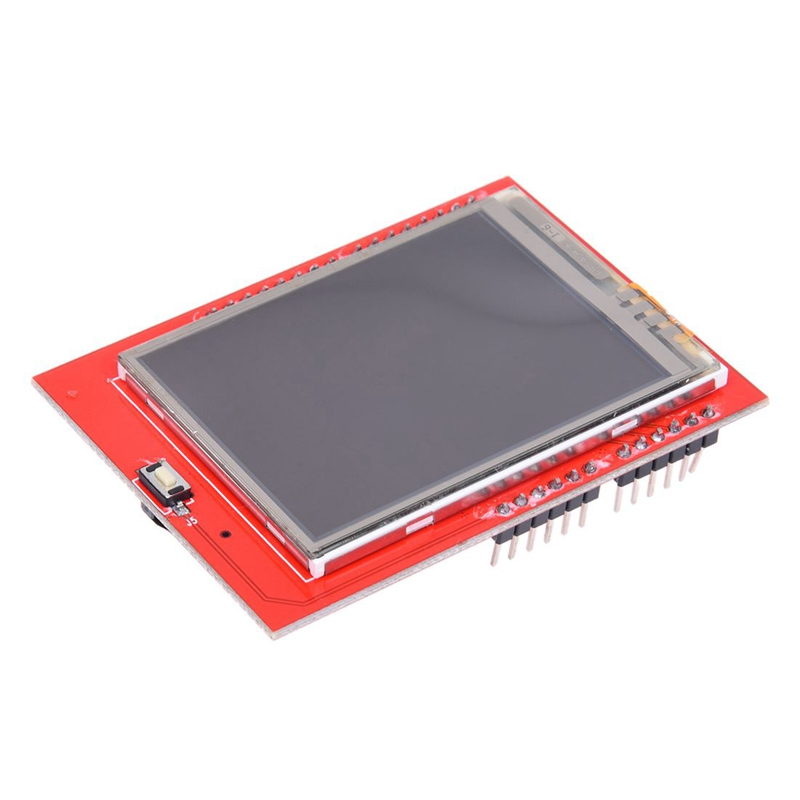 """2.4/"""" TFT LCD Display Shield Touch Panel ILI9341 240X320 for Arduino UNO ZH6"""