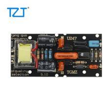 Tablero de circuito DIY TZT para micrófono de condensador de diafragma grande, bricolaje, alimentado por 48V Phantom Power