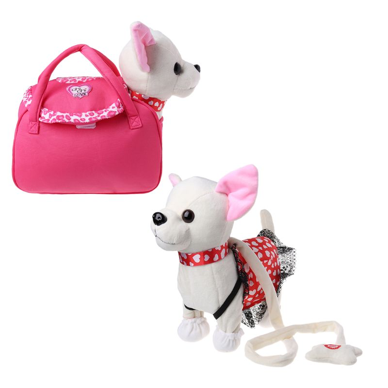 dog in purse toys