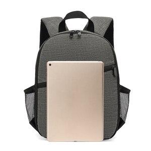Image 5 - Étanche caméra extérieure Photo sac étui multi fonctionnel appareil Photo sac à dos vidéo numérique DSLR sac pour Nikon/pour Canon/DSLR