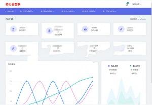 PHP虚拟主机销售系统源码SWAPIDC最新模板
