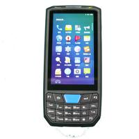 NT A80 Handheld PDA Barcode Scanner 1D 2D Portable Data Collector Touch Screen Android Terminal Device with WIFI 4G GPS