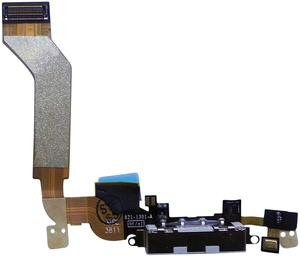 Image 1 - RedKoi USB Charging Port Dock Connector Flex Cable + Microphone Replacement Part for iPhone 4s 6 6S 7 8 7Plus