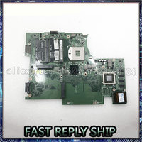 SHELI PARA DELLHigh quality17 L701X laptop motherboard CN-03P2M4 03P2M4 3P2M4 DAGM7MB2AC0 GT435M HM57 N11P-GT-A1 100% completo Testado