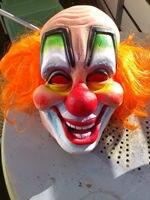 Slipknot mask halloween mask mascara face latex masks Horror Slasher Smiley Joker Jinx Clown Friday Stephen Kings it Scary mask