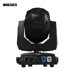 Image 3 - New Big Bee Eye 7x15W LED moving head zoom function DMX 512 Wash Lights RGBW 4IN1  Beam effect light party/bar/DJ/stage Lighting