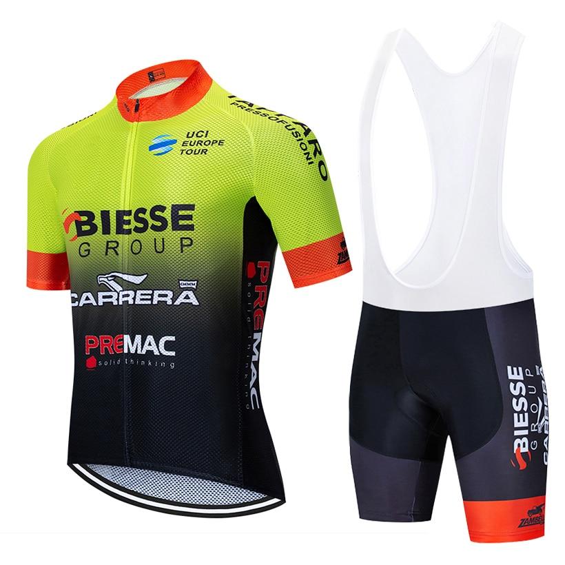 New Sports Men Cycling Bike Bicycle Clothing Jersey Shirts Shorts Pants Suit Set