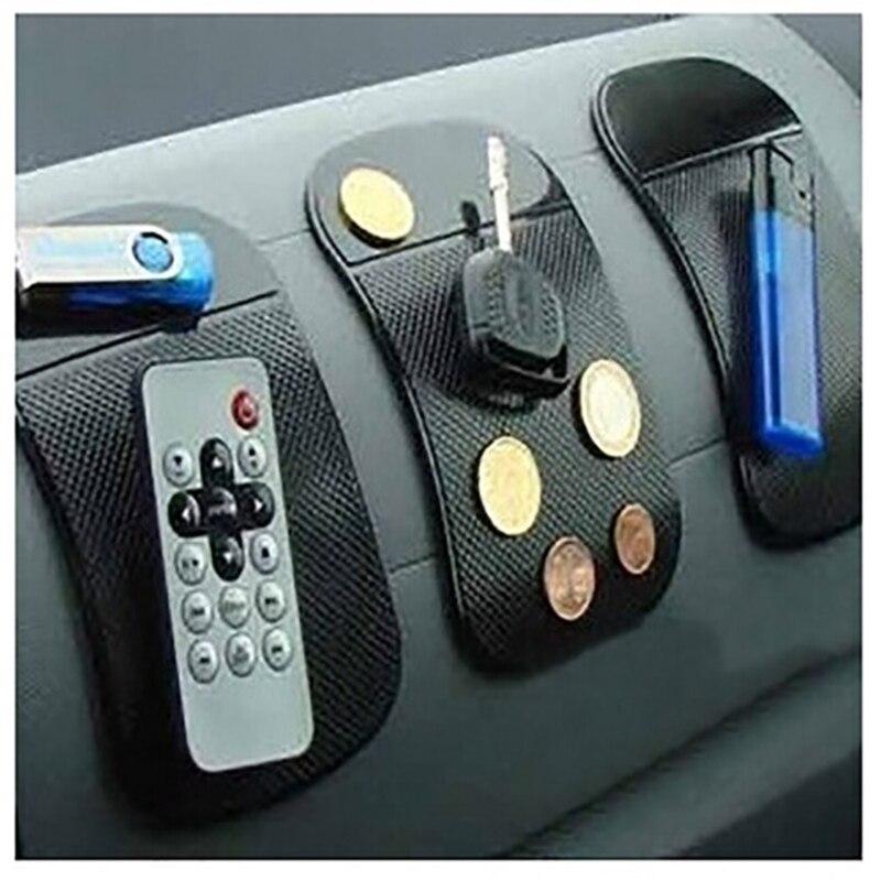 Автомобильный нескользящий коврик, прокладки, липкий силиконовый коврик для приборной панели автомобиля, автомобильный нескользящий липк...