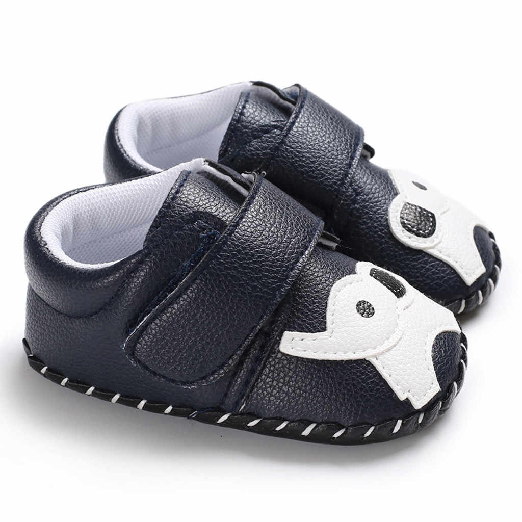 Schoenen Sapatos recém-nascidos Do Bebê Meninos Meninas Dos Desenhos Animados Sapatos de Bebê Primeira Walkers Suave Sole Shoes Crianças Sneakers Sapatinho Bebes De Menina
