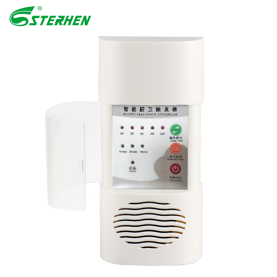 STERHEN Air Ozonizer Air Purifier Home Ozone Deodorizer Ozone Generator Sterilization Germicidal Filter Disinfection