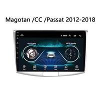 Car Radio for Volkswagen magotan CC passat 7 B7 2012 2018 Android 10inch Multimedia system GPS Navigation MP5 Player mirror link