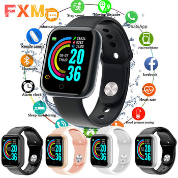 Smart watches 2020 Android Smart Watch Men Women Smartwatch Bluetooth Heart Rate Monitor Fitness Watch Smart Hours Portable mifree q8 bluetooth 4 0 smart watch heart rate monitor black page 1
