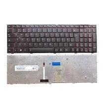 Новая Оригинальная клавиатура для ноутбука lenovo Y500 Y510P Y500N Y500NT оригинальная сменная клавиатура для lenovo Y500 японский стандарт