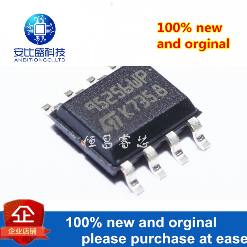 5pcs 100% New And Orginal M95256-WMN6TP Silk-screen 95256WP ST95256WP 256Kbit SOP8 In Stock