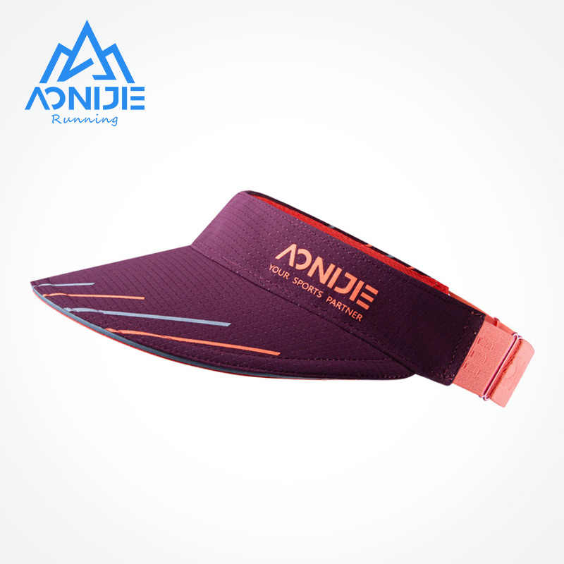 Aonijie running//outdoor sports,sun visor cap,mens//womens,black,2 days delivery