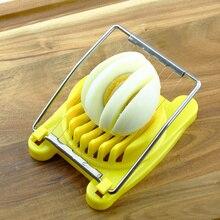 Многофункциональная Высококачественная кухонная режущая секция резки яиц, резак, форма для цветов, края, новое яйцо, формирователь, кухонные аксессуары, 3 цвета