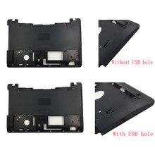 Laptop Bàn Phím Và Bao Da Cho Asus X550 X550C X550VC X550V Đáy/Ốp Bàn Phím Với Palmrest Trên