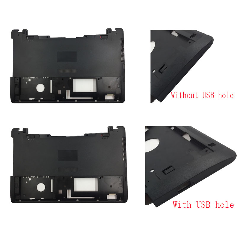 Laptop <font><b>keyboard</b></font> and <font><b>cover</b></font> For <font><b>Asus</b></font> <font><b>X550</b></font> X550C X550VC X550V bottom case <font><b>cover</b></font>/<font><b>keyboard</b></font> with Palmrest Upper image
