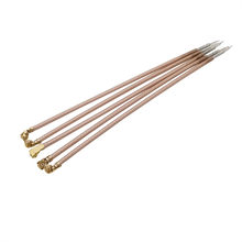 10Pcs RG178 Pigtail Jumper Cable Solder IPX IPEX U.Fl Ufl Female Connector Single-Head Jack for PCI WIFI Card Wireless /GSM/3G