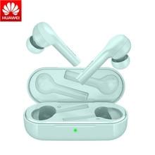 Беспроводные наушники Huawei Freebuds Lite TWS, Bluetooth Hi Fi водонепроницаемые наушники IP54 с сенсорным управлением